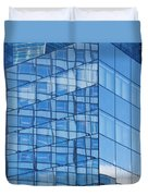 Modern Architecture Abstract Duvet Cover