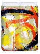 Modern Art Eighteen Duvet Cover