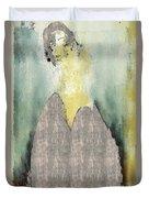 Modern From Classic Art Portrait - Mfca-spjs01ai Duvet Cover