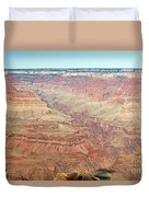 Mohave Point Grand Canyon National Park Duvet Cover