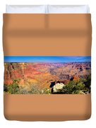 Mohave Pt. Grand Canyon Duvet Cover