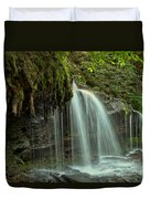 Mohawk Streams And Roots Duvet Cover