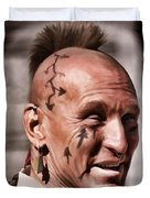 Mohican Duvet Cover