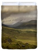Molly's Gap Co Kerry Ireland Duvet Cover