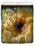 Molten Duvet Cover