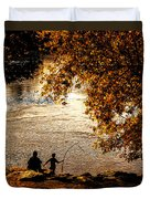 Moments To Remember Duvet Cover