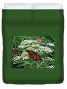Monarch Butterfly 54 Duvet Cover