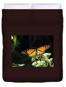 Monarch Butterfly 61 Duvet Cover