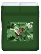 Monarch Butterfly 63 Duvet Cover