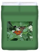 Monarch Butterfly 69 Duvet Cover