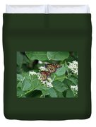 Monarch Butterfly 70 Duvet Cover