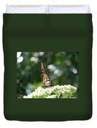 Monarch Butterfly 72 Duvet Cover