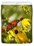 Monarch Days 1 Duvet Cover