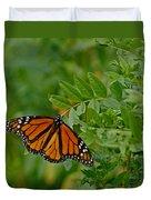 Monarch Duvet Cover
