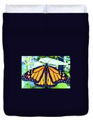 Monarch I Duvet Cover