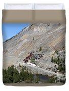 Monarch Mine - Monarch Pass Colorado Duvet Cover