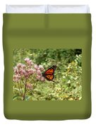 Monarch Of The North Duvet Cover