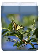Monarch Tranquility Duvet Cover