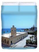 Great Mosque Monastir Duvet Cover