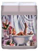 Monet Hunny Bunny Duvet Cover