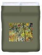 Monet Lives On Duvet Cover