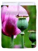 Monet's Garden-giverny Duvet Cover