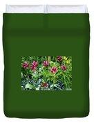 Monets Garden Duvet Cover