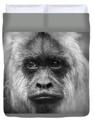 Monkey Eyes Duvet Cover