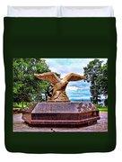 Monmouth County 9/11 Memorial Duvet Cover