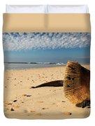 Monster Clam Duvet Cover