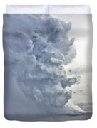 Monster Cloud Country Duvet Cover