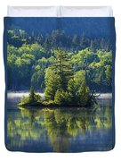 Mont Tremblant National Park Duvet Cover