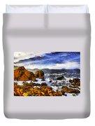 Montana Da Oro San Luis Obispo State Park Duvet Cover