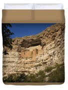 Montezuma Castle National Monument Az Dsc09056 Duvet Cover