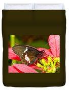 Montezuma Cattleheart Butterfly Duvet Cover