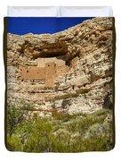 Montezumas Castle 14 Duvet Cover