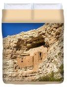 Montezumas Castle 17 Duvet Cover