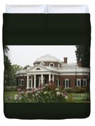 Monticello Estate Duvet Cover