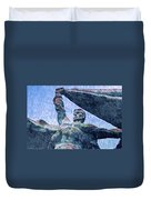 Monument To The People 0131 - 2 Sl Duvet Cover
