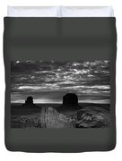 Monument Valley 001 Duvet Cover