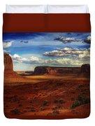 Monument Valley 8 Duvet Cover