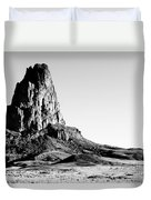 Monument Valley Promontory Duvet Cover