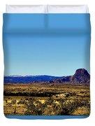 Monument Valley Region-arizona V2 Duvet Cover
