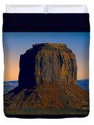 Monument Valley -utah V14 Duvet Cover