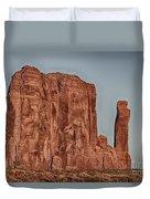 Monument Valley -utah V18 Duvet Cover