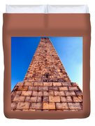 Monumental Heights Duvet Cover