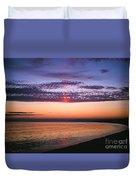 Moody Sunset Duvet Cover