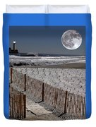 Moon Bay Duvet Cover