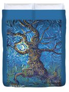 Moon Dance Duvet Cover