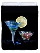 A Creative Cocktail - Moon Light Cocktail Lemon Flavour 1 Duvet Cover